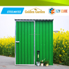 Beautiful economic prefabricated storage sheds with wind proof