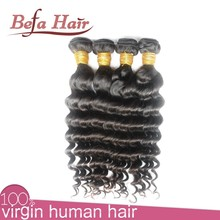 Large Stock Vendor Full Cuticle Unprocessed Wholesale Remy Double Strand Hair
