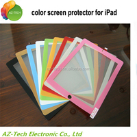 tempered glass film Mobile phone accessory 9H hardness color screen protector for ipad mini mini 2