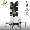 6x400W LED DIESEL LIGHT TOWER FROM PERFECT TOTAL FACTORY