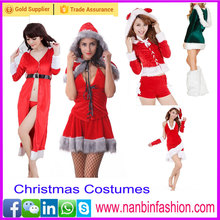 Wholesale new style 2015fashion halloween christmas costume