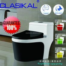 ceramic toilet saving water vortex one-piece wc sanitary ware bathroom color toilet