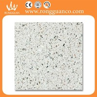 white glass composite stone