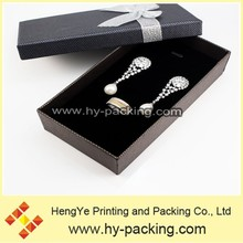 value pack jewellry boxes with black foam pattern