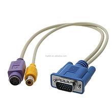 Manufacturer VGA to din AV Converter cable