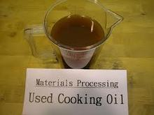 Very Hot!!!! used cooking oil/UCO for biofel biodiesel