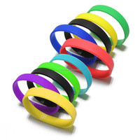Wholesale Custom Silicone Bottle Band