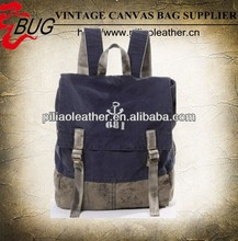 Hot sale popular hand painter canvas bag hot casual canvas shoulder bag