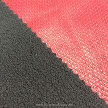 Hot China Wholesale TPU+Polar Fleece Bonded Fabric