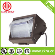 DLC approved Long Lasting & Energy Efficient 5 years warranty made in China Wall Pack Central LED Products