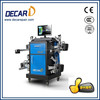Portable wheel alignment equipment with CCD sensor