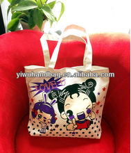 custom print small shopping bags