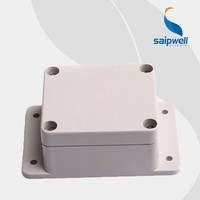 Factory Outlet Saipwell High Quality ABS Plastic Enclosure PCB Box 63*58*35MM