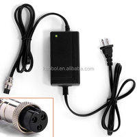 High Quality 24V 2A XLR Scooter Battery Charger For Schwinn S400 S500 S750 X-CEL Zone 5