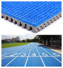 Huadongtrack Manufacturer, IAAF 400 Meter Standard Prefabricated Vulcanized Rubber Athletic Track