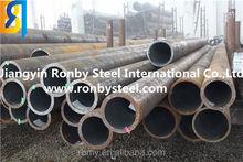building materials ASTM A106/API 5L GR.B SCH40/SCH80 carbon steel seamless pipe