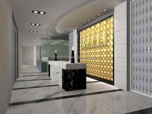 interior & exterior modern decoration material 3d wall covering panels