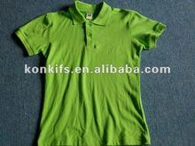 Short Sleeve Summer Custom Bamboo T Shirt