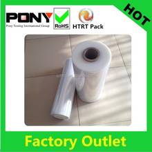 Plastic extrusion high speed stretch film