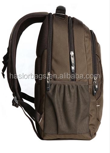 Étanche et durable custom 19 polegada ordinateur portable sac à dos avec de haute qualité