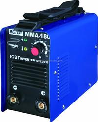 MMA-160MINI hot sale brand mini portable dc mosfet inverter electric hand welding tool price dc inverter arc welder