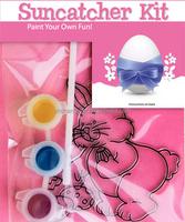 3 color strips suncatcher paint set, non toxic Paint Set for Kids, Suncatcher Painting