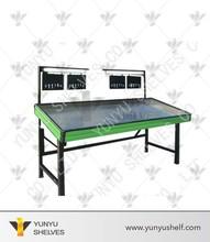 New stylish metal supermarket fruit vegetable stand design