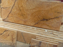 Rainforest Brown Marble for Home Decoration