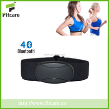 Bluetooth wifi heart rate monitor with heart rate belt, wireless data transmission