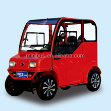 2015 Fashional 3KW Sport Smart Four Seat Pedal Electric Car Made in China
