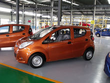 2014 China new cheap 4 seats EEC approved cheap electric car