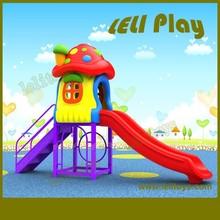 LL-O16 Popular New Plastic Kindergarten Outdoor Play Equipment