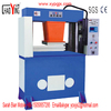 Precision four-column half/full-cut hydraulic foam rubber gasket sheet cutting machine with CE