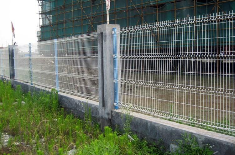 Cercas de alambre soldado paneles, diseños de cercas de malla de ...