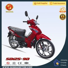 4-stroke motocicleta Stable quality CUB in China SD125-9D