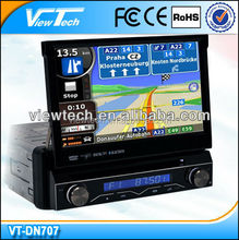 7 inch 1 din car audio with gps