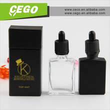 2015 hot sale glass diffuser bottle, glass bottle for essential oil, airtight glass bottle for ejuice