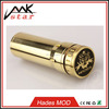 2014 alibaba express hot selling ecig mod the hades clone mod wholesale