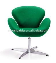 De alta calidad silla del cisne h-378