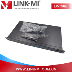 LM-TV09 HDMI/Composite Video/VGA/USB ports 9 Way out HDMI 3x3 Video Wall Controller