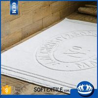 made in china factoty price new model soft terry cloth bath mats