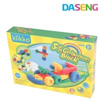 education&learning soft plastic blocks toy for kids