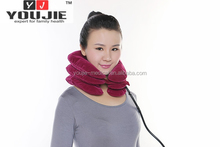 home using air cervical protection neck support