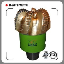 """Api certificado 14-3 / 4 """" de pozos de petróleo dibujo broca, API aprobado broca, pozo de agua broca"""