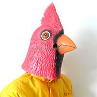 Alibaba Express China Wholesale Fancy HORROR Latex Cardinal Mask