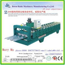 whole life after sale service wind proof wind-shield and dust-controlling roll forming machine