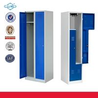 hot sale cheap steel clothes storage bench locker
