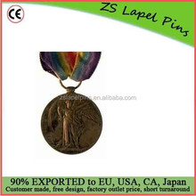 Custom quality victor medal