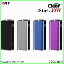 Best quality eleaf i stick box mod ismoka istick 30w with OLED screen display