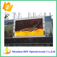 hot sale P10 outdoor champions league led advertising display